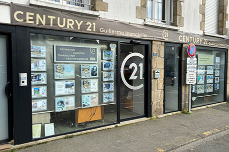 Agence immobilière CENTURY 21 Guillerme Immobilier, 56400 AURAY